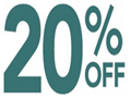 20% Off skin care heaven promo code