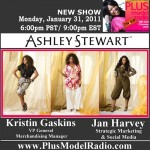 Ashley Stewart And Plus Model Magazine Launch Search For Plus Size Models