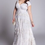 Discounted Plus Size Wedding Dresses at TideBuy.com