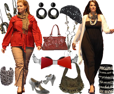 Top Plus Size Fashion Tips